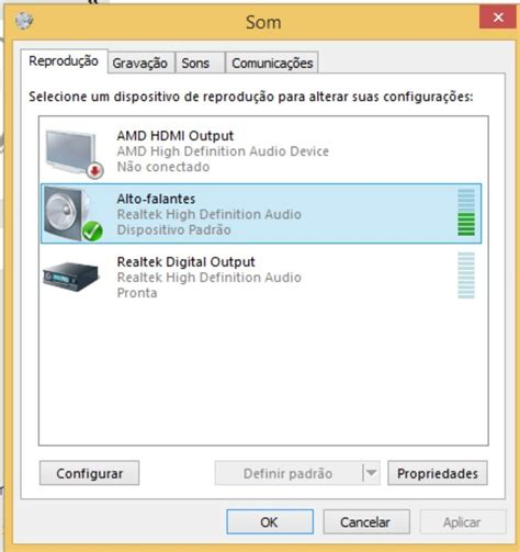 O Audio Do Meu Notebook Parou De Funcionar Windows 8 by Audio Parou De Funcionar Placas De Som E 225 Udio On Board