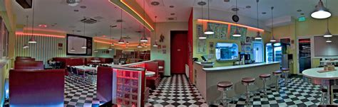 American Diner Decorations by Greta S Twisted Vintage American Diner Story