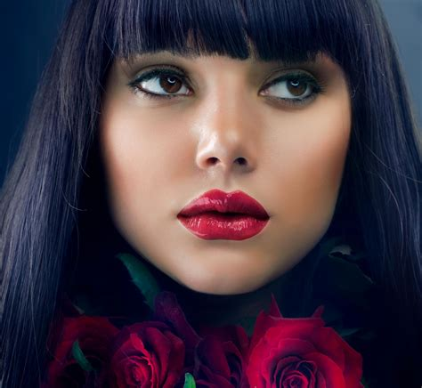 women with the most beautiful lips in the world red lips are must have this year wardrobelooks com