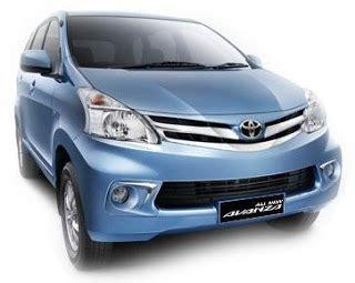 Reflector Lu Toyota Avanza Veloz harga dan fitur mobil toyota avanza