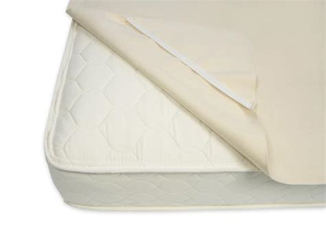 Organic Mattress Pad Crib Organic Cotton Waterproof Mattress Pad