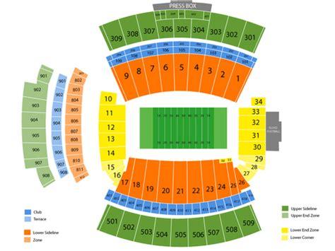 williams brice seating chart williams brice stadium seating chart events in columbia sc