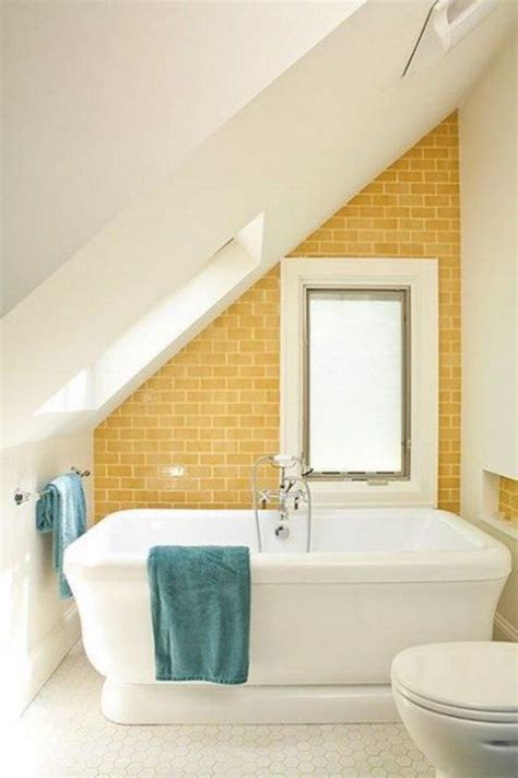 Attic Bathroom by 52 Cool And Smart Attic Bathroom Designs Comfydwelling
