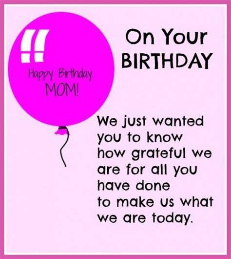 Happy Birthday Mummy Quotes Happy Birthday Mom Birthday Wishes Funny And Birthdays