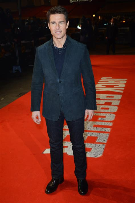 Tom Hit The Carpet by Tom Cruise Hits The Carpet For The World Premiere Of