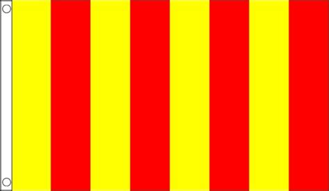 yellow red striped flags of the world racing flags buy racing marshall flags online