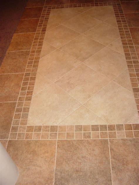 tile floor and decor best 25 tile floor designs ideas on flooring