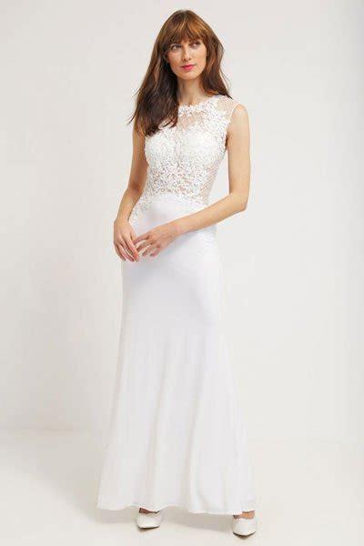 Hochzeitskleider Gã Nstig by Hochzeitskleider G 252 Nstig Transparentes Kleid Mascara