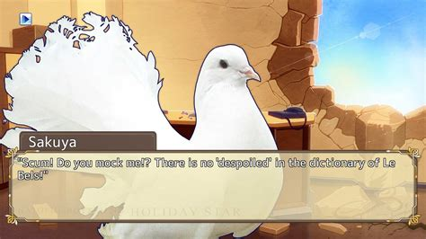 hatoful boyfriend a collection of things that happened while hatoful