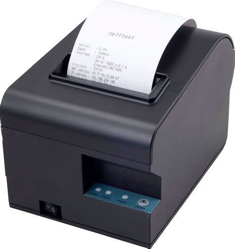 Printer Qr Code 2016 new arrive 80mm auto cutter receipt printer kitchen printer usb ethernet can print qr
