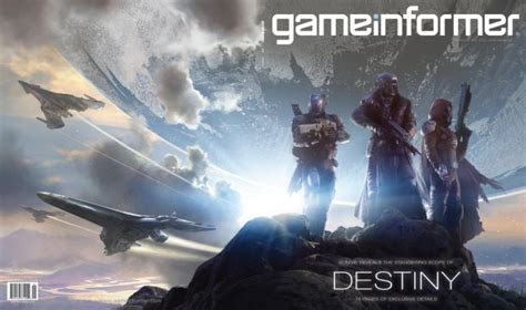 Game Informer Giveaway - destiny game informer january 2014 beta code giveaways new screens and news