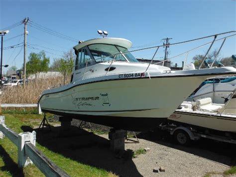 striper bay boats striper boats for sale 4 boats