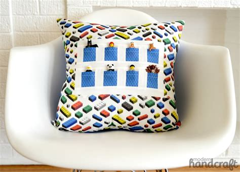 Pillow With Pocket by Pocket Pals Pillow A Tutorial The Sewing Rabbit