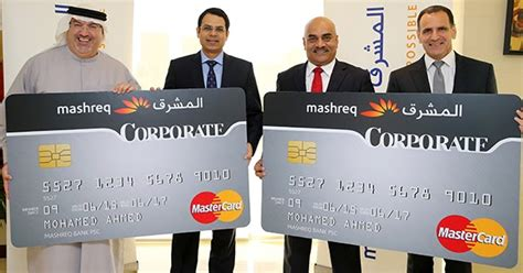 Mashreq Bank Letter Of Credit worksmart asia mashreq bank launches corporate credit card