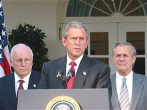 bush and cheney how they america and the world books resumen ejecutivo