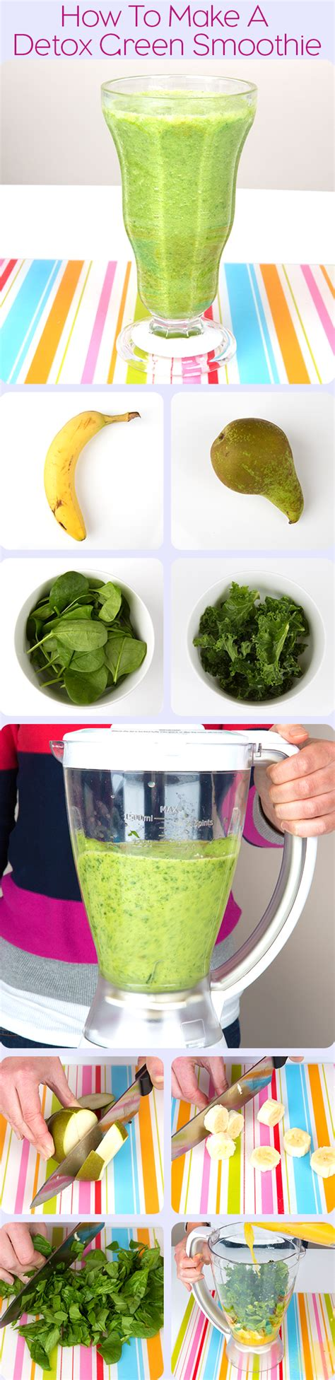 How To Make A Green Detox Smoothie by How To Make A Smoothie Driverlayer Search Engine