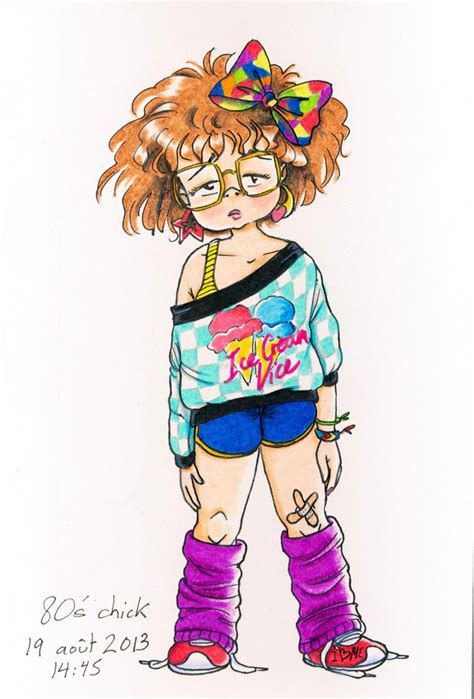 80s Sketches by 80s Clothing Study 3 By Retrogrlfan On Deviantart