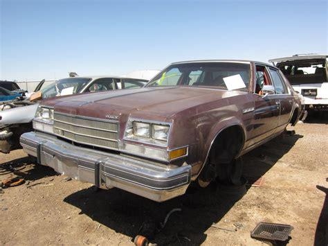 79 buick lesabre junkyard find 1979 buick lesabre limited the