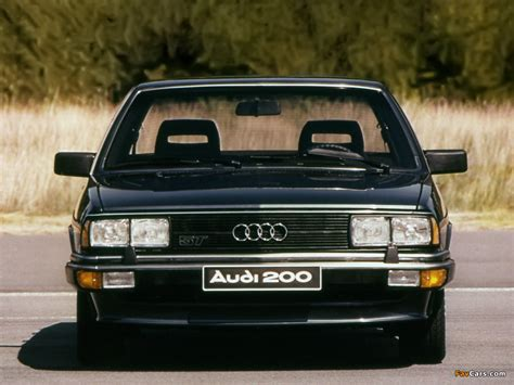 Audi 200 5t by Audi 200 5t 43 1979 1982 Wallpapers 1024x768