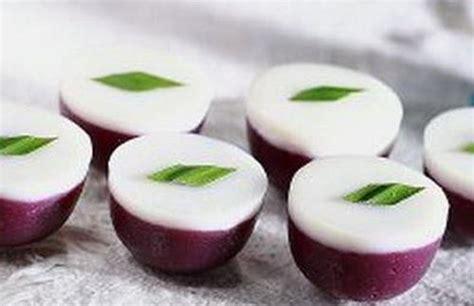 resep mudah membuat puding ubi jalar yang paling enak resep kue talam ubi ungu yang enak dan lezat