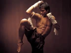 Ong bak the thai warrior blue martial arts