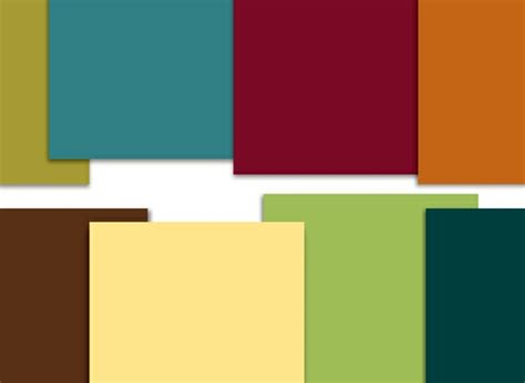 color chart wall color the right shades for your wall decoration interior design ideas