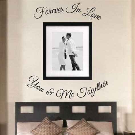bedroom wall decals quotes bedroom wall quote decal from trendy wall designs