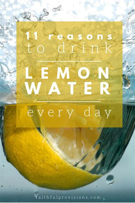 11 reasons i drink a glass of lemon water thing every morning benefit of lemon each day