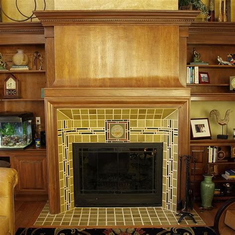 Rookwood Fireplace by Pin By K On New House A Modern Craftsman
