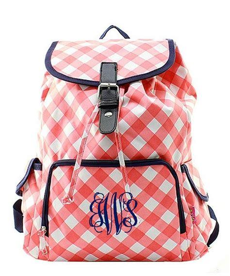 personalized large knapsack backpack book tote bag