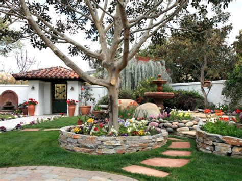beautiful trees for front yard fabulous front yards from hgtv fans landscaping ideas