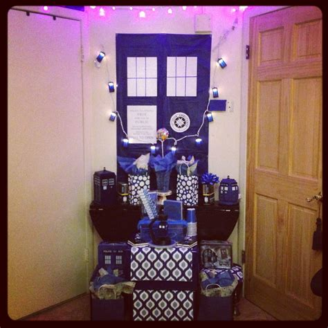 Dr Who Decor by Doctor Who Tardis Decor