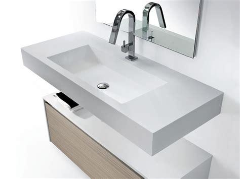 mobili bagno bassi mobile bagno basso con cassetti metropolis 5 lasa idea