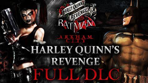 batman arkham city harley quinns walkthrough batman arkham city harley quinn s