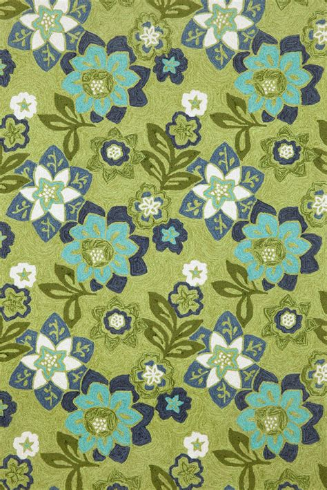 Ravella Rug trans ravella 2180 06 floral green area rug payless