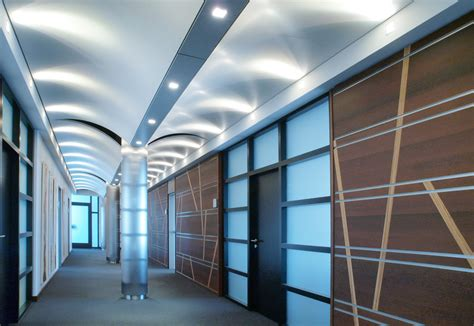 Curved Ceiling by Domus Curved Ceiling System By Durlum Stylepark