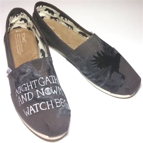 of thrones slippers of thrones painted shoes by ceil on deviantart