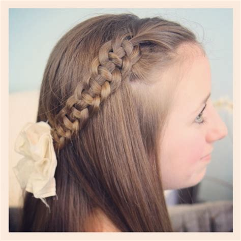 cute girls hairstyles for your crush braid hairstyles for girls easy