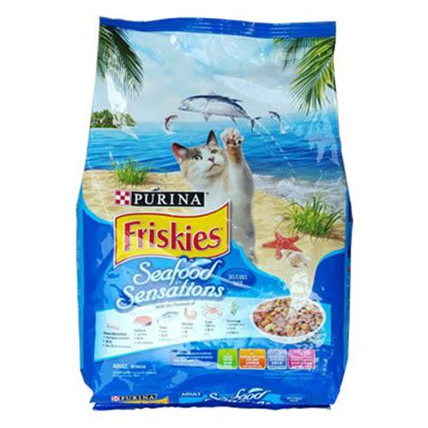Friskies Seafood Sensations 1 2 Kg อาหารแมว friskies seafood sensations น ำเง น น ำหน ก 3