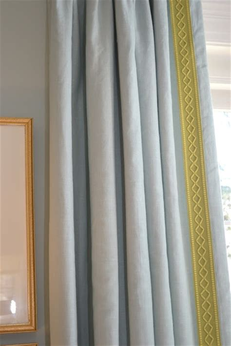 gold curtain trim 321 best images about window treatments on pinterest