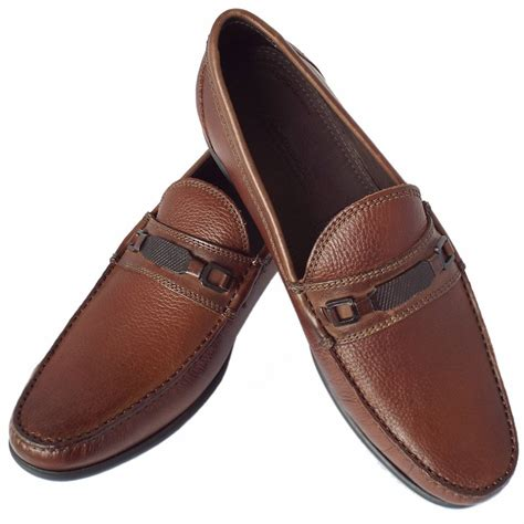 comfortable loafers mens anatomic co lins mens comfortable slip on loafers in