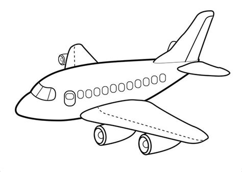 21 airplane coloring pages free word pdf jpeg png