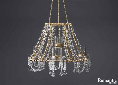 how do you make a chandelier diy chandelier make a unique treasure for your home