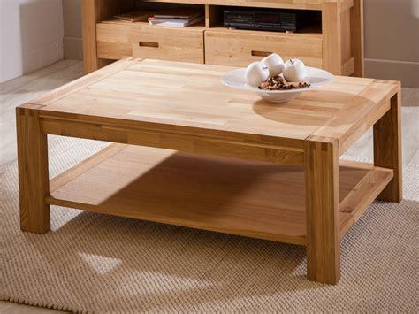 table basse rectangulaire en ch 234 ne finition huil 233 e