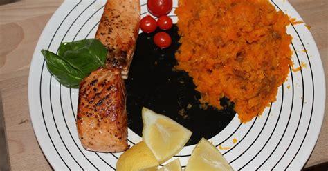cuisiner pavé de saumon poele recettes faciles rapides saumon et 233 cras 233 de carottes