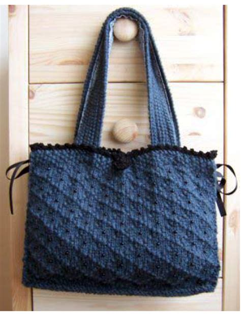 knitting patterns for bags and purses bag knitting patterns bag organizer images