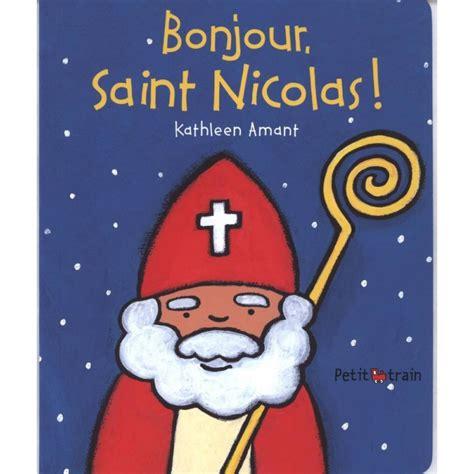 St Boujour livre bonjour nicolas amant parents bio