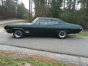 68 Buick Gs 68 Buick Gs350 Show Quality Paint Green W Black