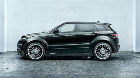 modified 2015 range rover hamann tuning for 2017 range rover evoque announced