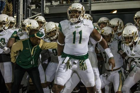 usf to explore building an on cus football stadium